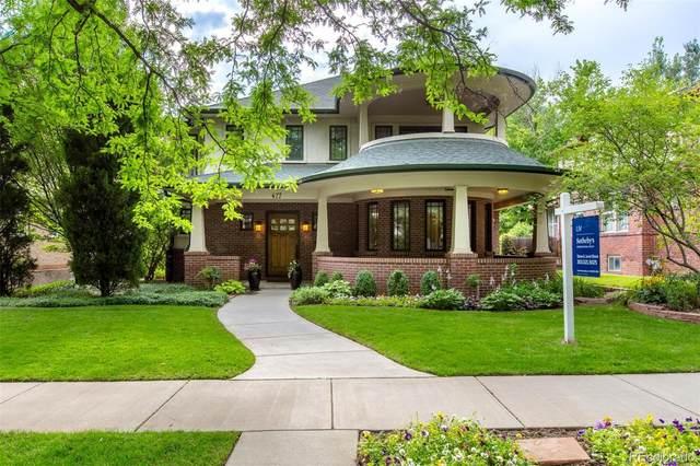 477 N High Street, Denver, CO 80218 (MLS #8963649) :: Bliss Realty Group