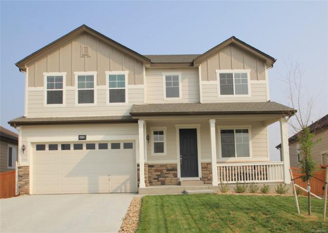3422 Silverado Circle, Frederick, CO 80516 (#8994706) :: House Hunters Colorado