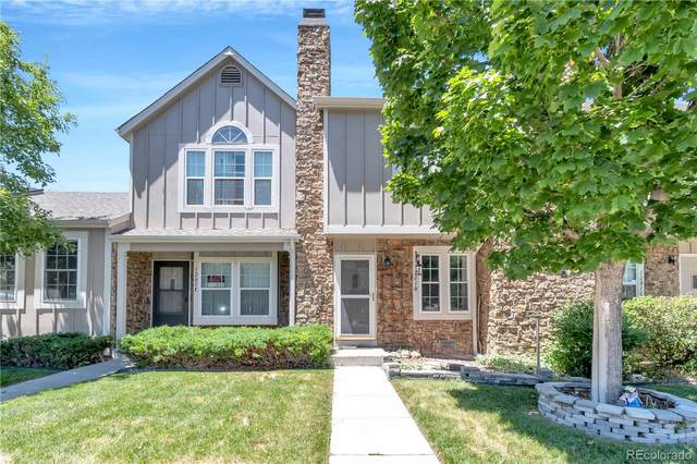 8555 Fairmount Drive B101, Denver, CO 80247 (#9023445) :: Compass Colorado Realty