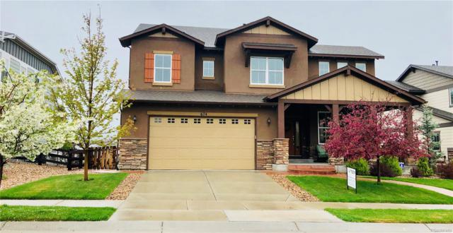 674 Fossil Bed Circle, Erie, CO 80516 (#9026937) :: The Heyl Group at Keller Williams