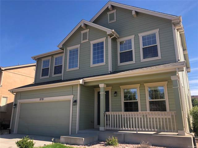 5751 Kent Creek Lane, Colorado Springs, CO 80924 (MLS #9139802) :: 8z Real Estate