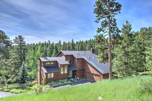52 Wilderness Point Trail, Evergreen, CO 80439 (#9193443) :: Bring Home Denver with Keller Williams Downtown Realty LLC