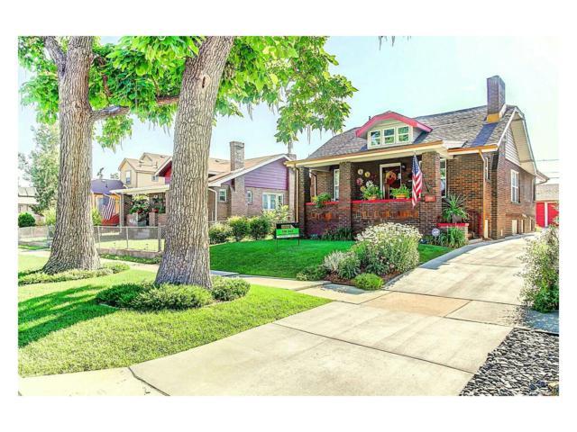 3340 N Gaylord Street, Denver, CO 80205 (MLS #9199318) :: 8z Real Estate