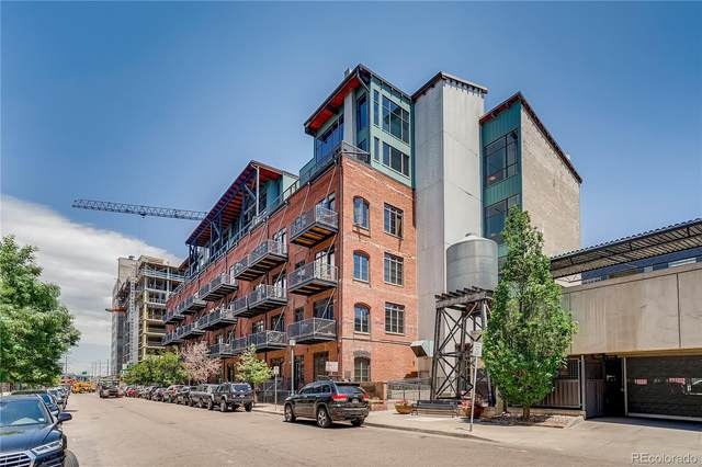 2960 Inca Street #514, Denver, CO 80202 (#9219662) :: Realty ONE Group Five Star