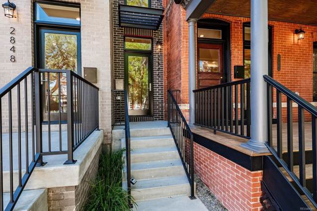 2846 Champa Street, Denver, CO 80205 (MLS #9308192) :: The Space Agency - Northern Colorado Team
