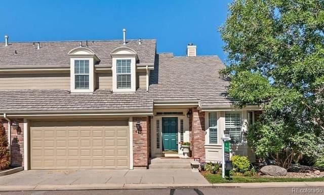 4545 S Monaco Street #440, Denver, CO 80237 (#9405714) :: Compass Colorado Realty