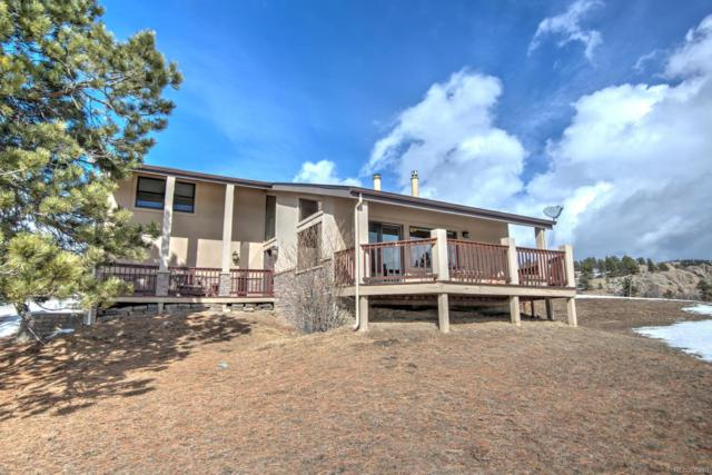 6880 Kilimanjaro Drive, Evergreen, CO 80439 (MLS #9451392) :: 8z Real Estate