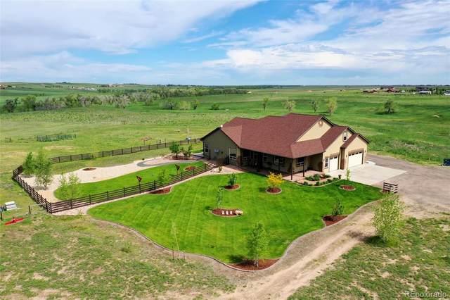 2449 S Flint Ridge Court, Watkins, CO 80137 (#9486674) :: The Colorado Foothills Team | Berkshire Hathaway Elevated Living Real Estate