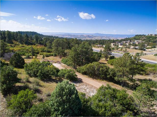 3560 N Crowfoot Valley Road, Castle Rock, CO 80108 (#9511783) :: The DeGrood Team