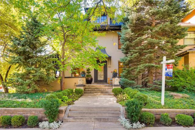 701 N Marion Street, Denver, CO 80218 (#9552494) :: Wisdom Real Estate