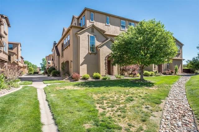 10570 Parkington Lane 32C, Highlands Ranch, CO 80126 (MLS #9591296) :: 8z Real Estate