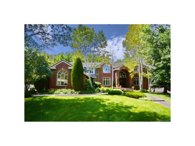 5407 S Florence Court, Greenwood Village, CO 80111 (MLS #9623791) :: 8z Real Estate