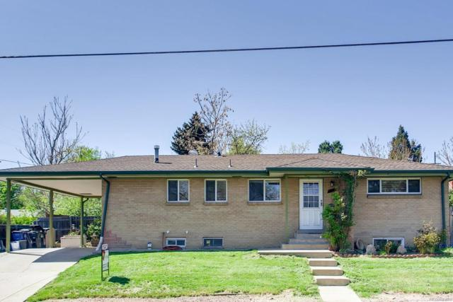 7300 E 14th Avenue, Denver, CO 80220 (#9711735) :: Bring Home Denver with Keller Williams Downtown Realty LLC