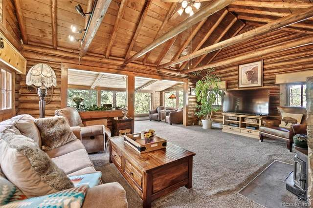 20664 Seminole Road, Indian Hills, CO 80454 (#9835472) :: Berkshire Hathaway HomeServices Innovative Real Estate