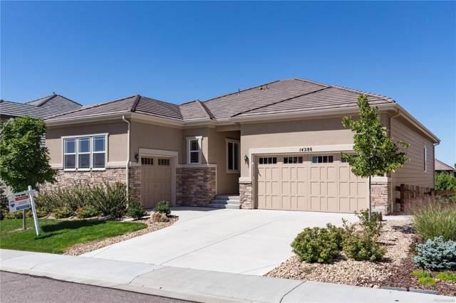 14286 Glenayre Circle, Parker, CO 80134 (MLS #9994763) :: 8z Real Estate