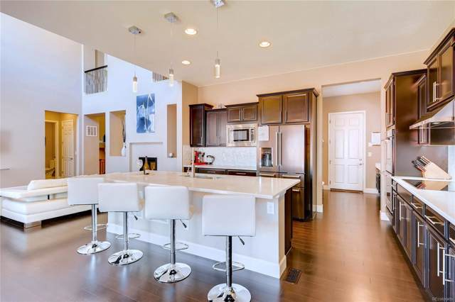 10207 Concordia Street, Parker, CO 80134 (#1705616) :: The Healey Group