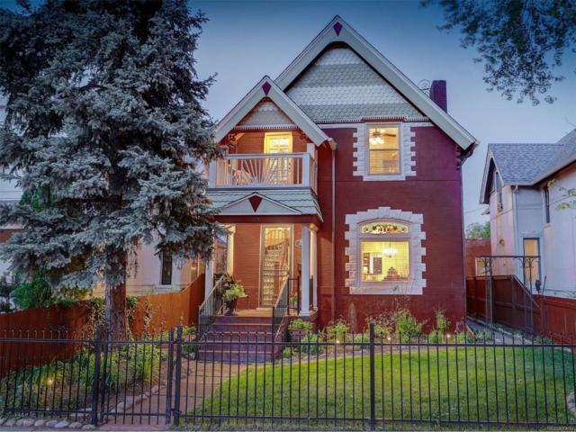 290 S Grant Street, Denver, CO 80209 (#1766596) :: HomePopper