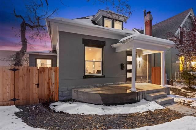 837 S Grant Street, Denver, CO 80209 (#1768615) :: milehimodern