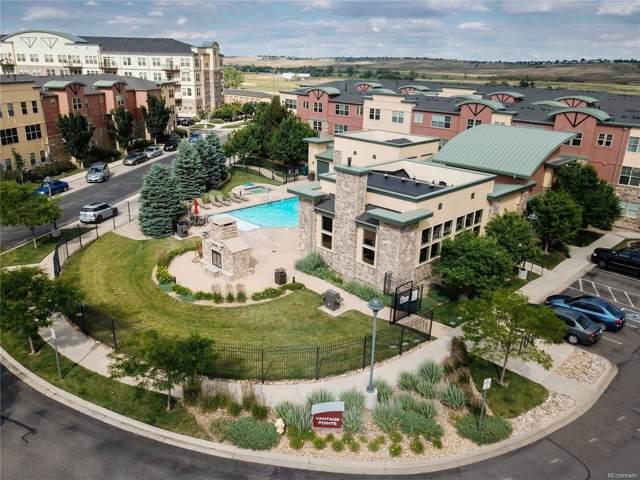 13456 Via Varra #130, Broomfield, CO 80020 (MLS #1935007) :: Colorado Real Estate : The Space Agency