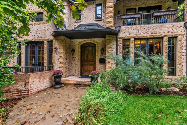 260 Glencoe Street, Denver, CO 80220 (MLS #1956889) :: 8z Real Estate