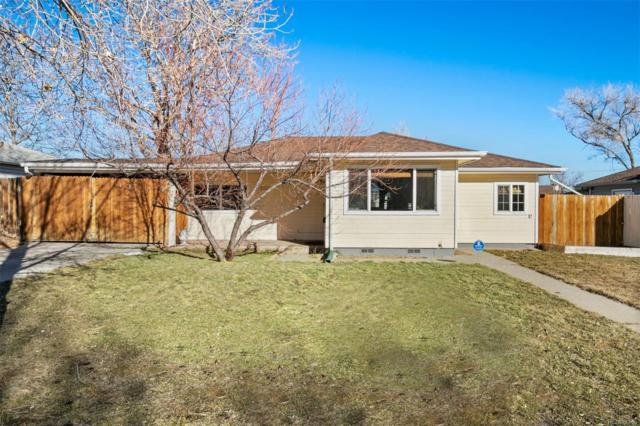 2021 W Custer Place, Denver, CO 80223 (#1992533) :: The City and Mountains Group