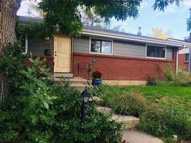 6672 S Ogden Street, Centennial, CO 80121 (MLS #2000628) :: 8z Real Estate