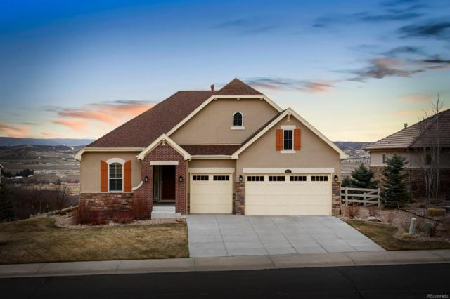 3655 Eveningglow Way, Castle Rock, CO 80104 (MLS #2245437) :: 8z Real Estate
