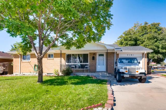 7191 Clay Street, Westminster, CO 80030 (#2930806) :: The Heyl Group at Keller Williams