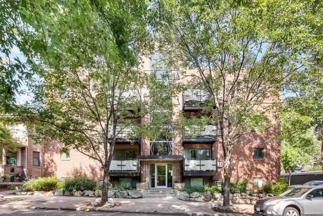 1245 Columbine Street #107, Denver, CO 80206 (#3020270) :: Wisdom Real Estate