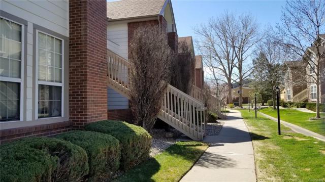 3010 W Prentice Avenue H, Littleton, CO 80123 (#3032337) :: HomeSmart Realty Group