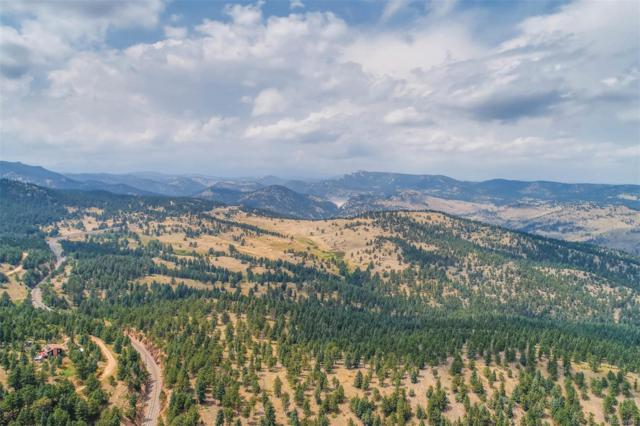 464 Chute Road, Golden, CO 80403 (#3186438) :: The Heyl Group at Keller Williams
