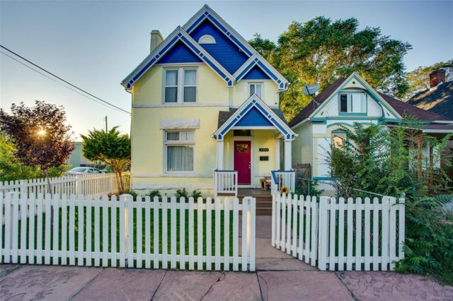 3303 Curtis Street, Denver, CO 80205 (MLS #3263776) :: Kittle Real Estate