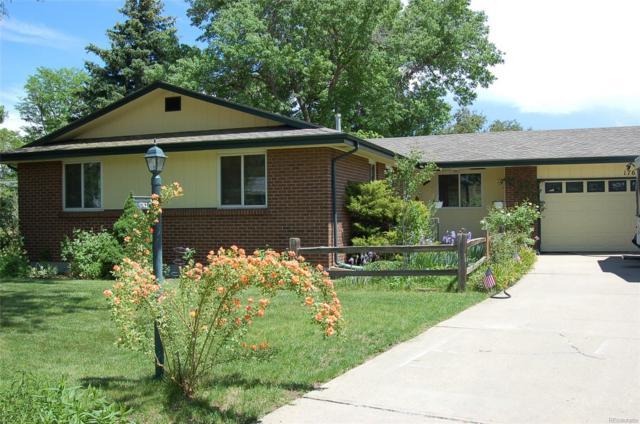 1762 S Everett Street, Lakewood, CO 80232 (#3586091) :: Wisdom Real Estate