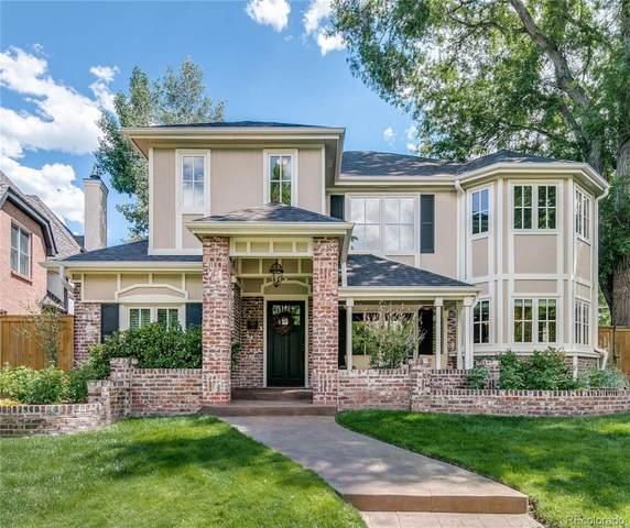 820 S Fillmore Street, Denver, CO 80209 (#3653079) :: milehimodern