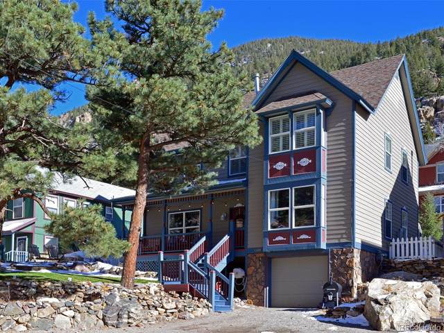 1108 Main Street, Georgetown, CO 80444 (#3837515) :: Mile High Luxury Real Estate