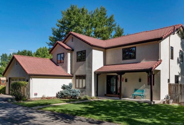 5425 S Franklin Street, Greenwood Village, CO 80121 (#4427782) :: Hometrackr Denver