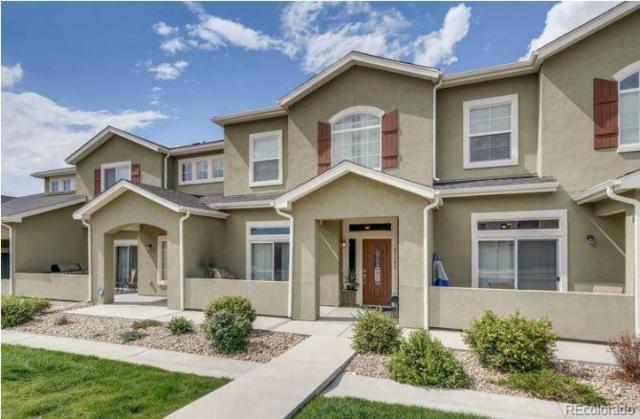 6916 Crestop Place C, Parker, CO 80138 (#4468703) :: The Peak Properties Group