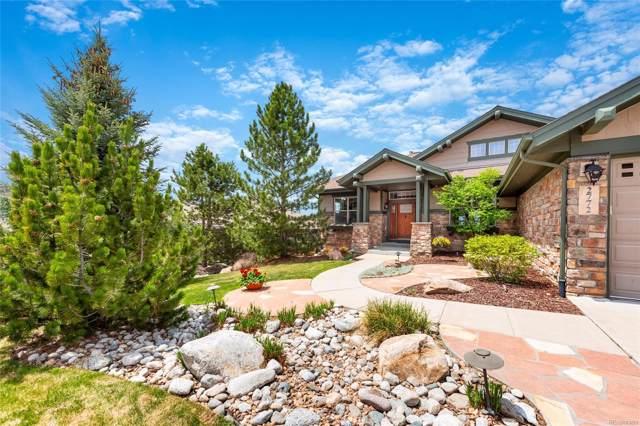 2772 Hawk Point Court, Castle Rock, CO 80104 (MLS #4511742) :: 8z Real Estate