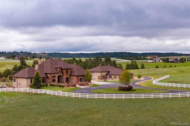 9415 Arabian Run, Franktown, CO 80116 (MLS #4519113) :: 8z Real Estate