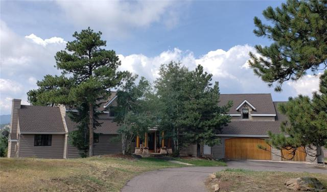 23922 Caldwell Court, Evergreen, CO 80439 (MLS #4596451) :: 8z Real Estate
