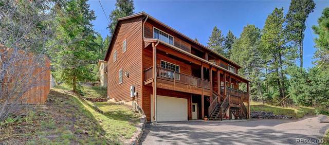 26490 Mowbray Court A, Kittredge, CO 80457 (#4601859) :: Kimberly Austin Properties