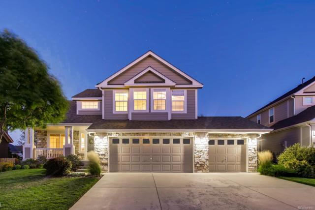 12142 Rockdale Street, Parker, CO 80138 (#4654136) :: The Peak Properties Group