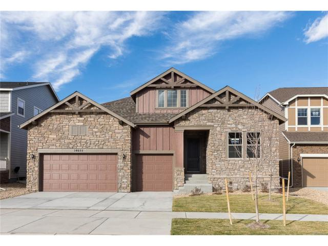 14655 Crouch Place, Parker, CO 80134 (MLS #4668879) :: 8z Real Estate