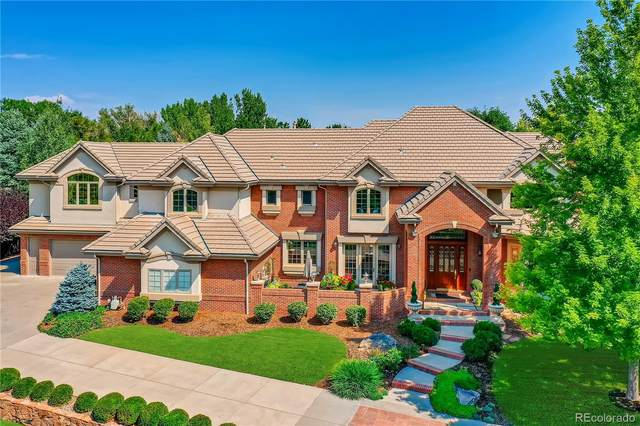 7135 S Polo Ridge Drive, Littleton, CO 80128 (#4888692) :: Kimberly Austin Properties