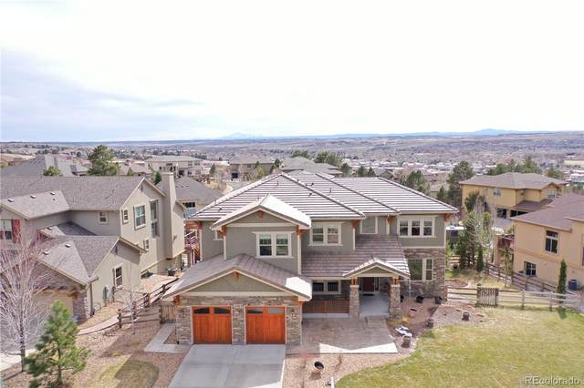 12085 S Majestic Pine Way, Parker, CO 80134 (#4943907) :: My Home Team