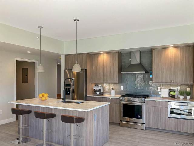2718 Pine Street #202, Boulder, CO 80302 (#5158867) :: The Dixon Group