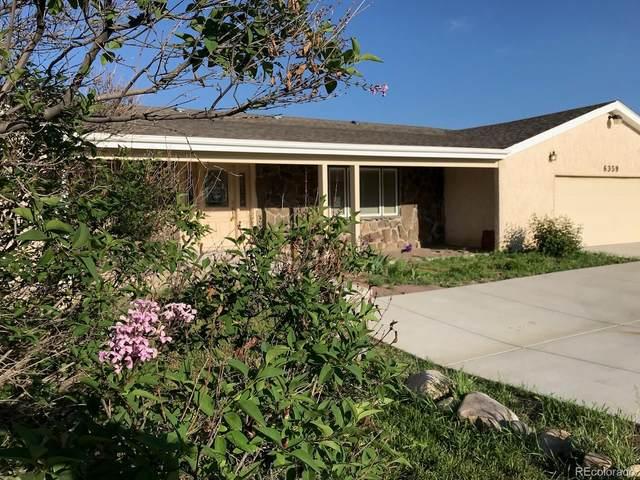 6359 S Gibraltar Circle, Centennial, CO 80016 (MLS #5599229) :: Find Colorado Real Estate