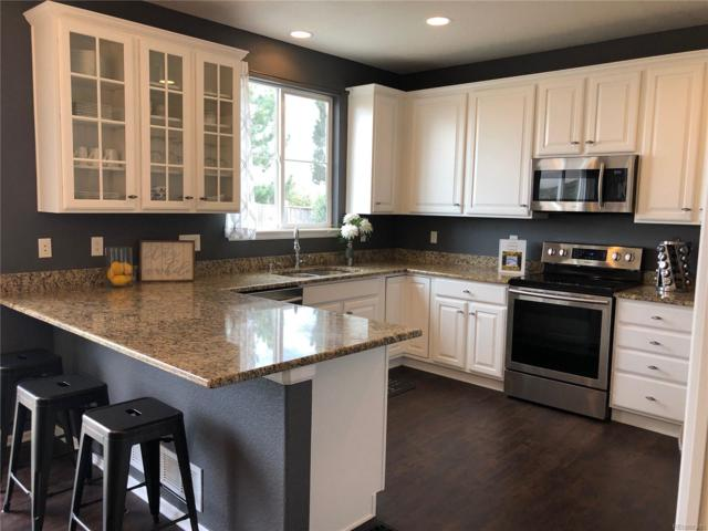 16760 E 104th Place, Commerce City, CO 80022 (#6175489) :: The Peak Properties Group