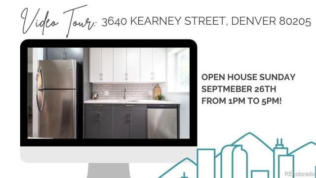 3640 Kearney Street, Denver, CO 80207 (#6362272) :: The HomeSmiths Team - Keller Williams