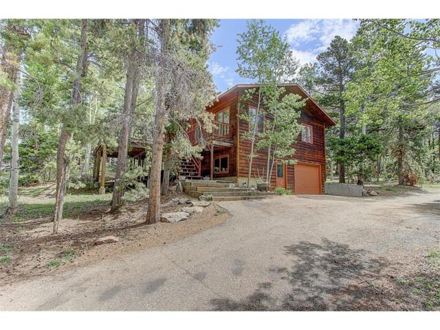 11546 Green Circle, Conifer, CO 80433 (MLS #6572388) :: 8z Real Estate